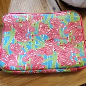 Nwot Lilly Pulltizer iPad case